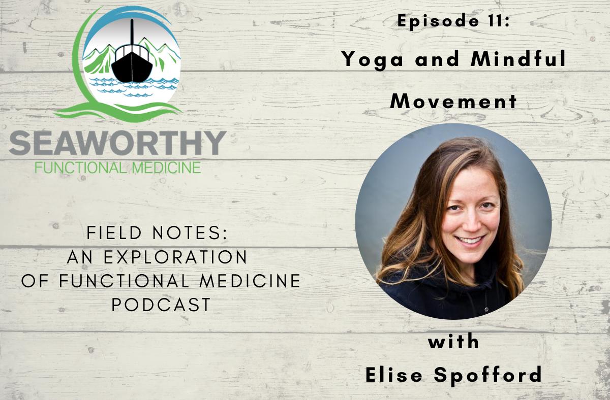 Elise Spofford yoga